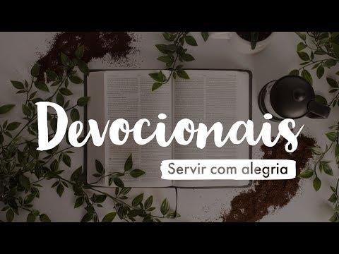 Devocionais – Servir com alegria (Pr Arno Heinrichs)