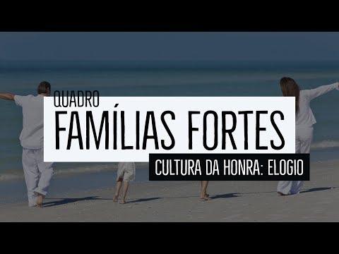 Famílias Fortes – cultura da honra: Elogio