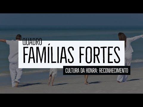 Famílias Fortes – Cultura de honra (olhar nos olhos)
