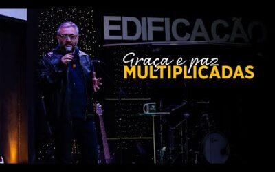 Graça e Paz Multiplicadas – Paulo Maeda